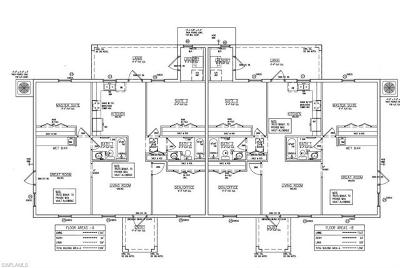 Golden Gate City Multi Family Home For Sale: 2660 Santa Barbara Blvd