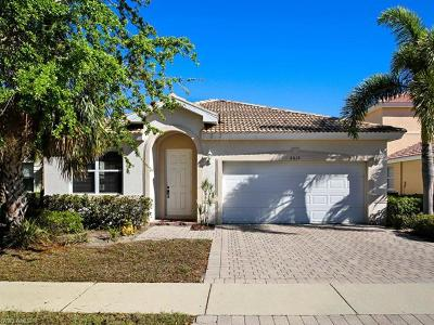 Fort Myers Single Family Home For Sale: 6615 Plantation Preserve Cir N