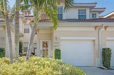 Naples Condo/Townhouse For Sale: 3065 Driftwood Way #4204