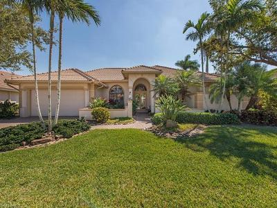 Naples FL Single Family Home Pending With Contingencies: $789,000