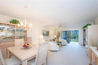 Naples Condo/Townhouse For Sale: 5789 Gage Ln #A-203