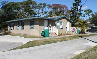 Goodland, Marco Island, Naples, Fort Myers, Lee Multi Family Home For Sale: 2645 Terrace Ave
