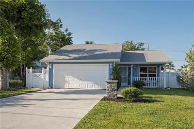 Naples Single Family Home For Sale: 814 99th Ave N