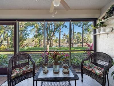 Naples Condo/Townhouse For Sale: 1215 Commonwealth Cir #D-104