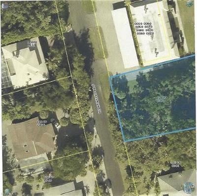 Sanibel Residential Lots & Land For Sale: 1084 S Yachtsman Dr