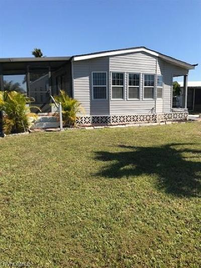 Goodland, Marco Island, Naples, Fort Myers, Lee Mobile/Manufactured For Sale: 117 Audubon Rd