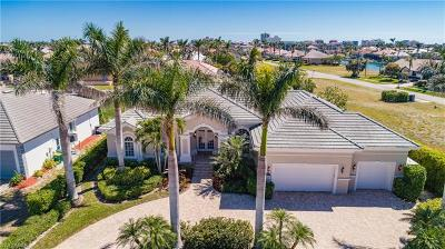 Marco Island Single Family Home For Sale: 1160 Marlin Ct