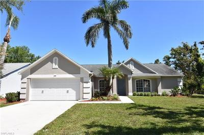 Naples FL Single Family Home For Sale: $344,900