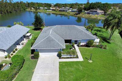 Fort Myers Single Family Home For Sale: 18872 Pine Run Ln