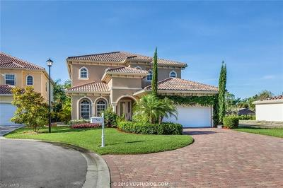 Naples FL Single Family Home For Sale: $825,000