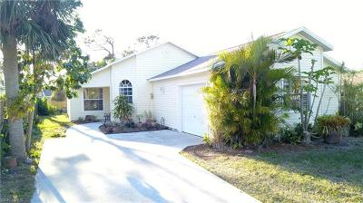 Bonita Springs Single Family Home For Sale: 27550 Dortch Ave