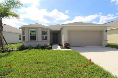 Cape Coral Single Family Home For Sale: 1845 NW 15th Ter