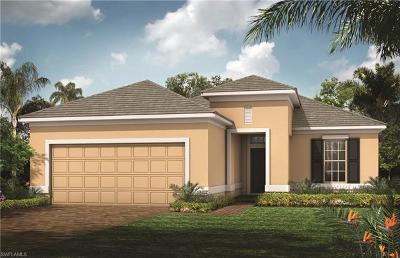 Cape Coral Single Family Home For Sale: 1005 Cayes Cir