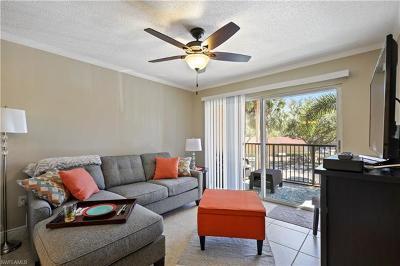 Bonita Springs Condo/Townhouse For Sale: 8617 River Homes Ln #3201