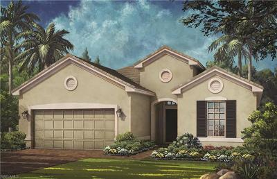 Cape Coral Single Family Home For Sale: 1003 Cayes Cir