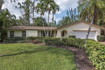 Naples Single Family Home For Sale: 5775 Sea Grass Ln