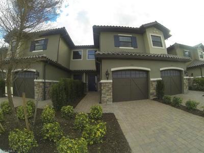 Collier County Condo/Townhouse For Sale: 9679 Montelanico Ln #17-102