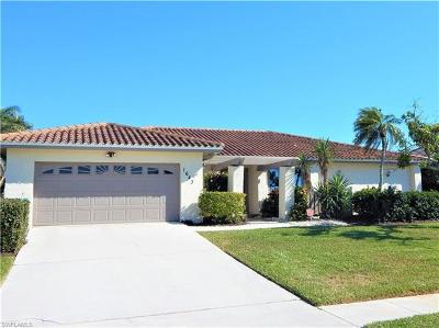 Marco Island Single Family Home Pending With Contingencies: 1643 Barbados Ct