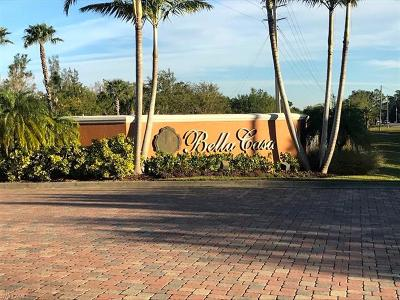 Fort Myers Condo/Townhouse For Sale: 13110 Bella Casa Cir #103