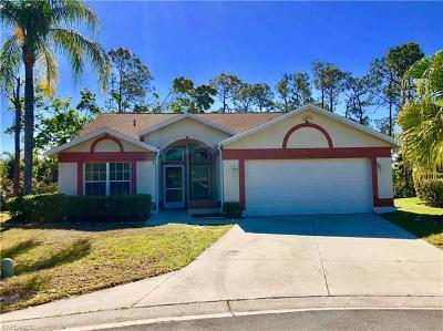 Naples Single Family Home For Sale: 6643 Merryport Ln