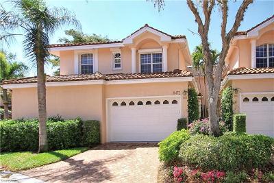 Naples FL Condo/Townhouse For Sale: $1,100,000