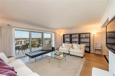 Naples FL Condo/Townhouse For Sale: $925,000