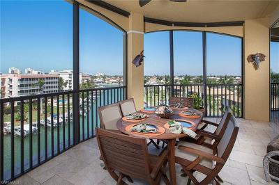 Marco Island Condo/Townhouse For Sale: 908 Panama Ct #506