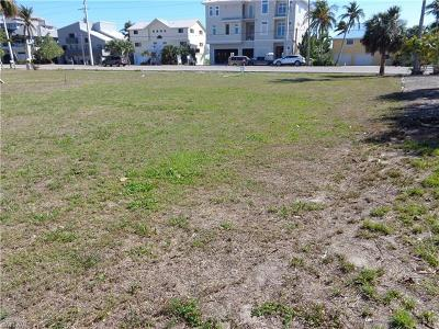 Fort Myers Beach Residential Lots & Land For Sale: 8033 Estero Blvd