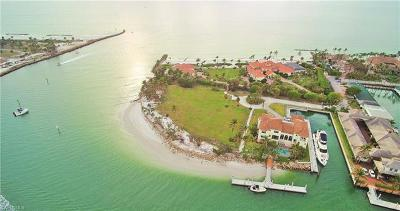 Naples, Sarasota Single Family Home For Sale: 240 Bay Rd