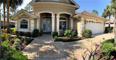 Naples Single Family Home For Sale: 7968 Tiger Lily Dr