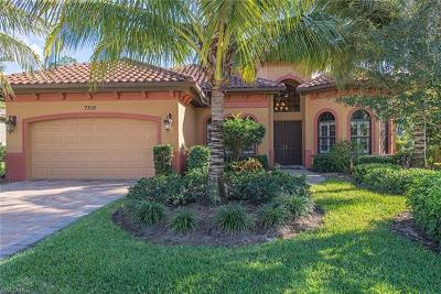 Naples Single Family Home Pending With Contingencies: 7319 Acorn Way