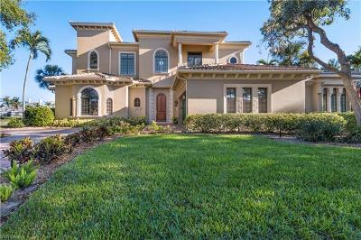 Naples FL Single Family Home For Sale: $1,999,000