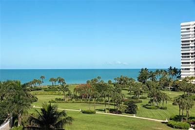 Naples FL Condo/Townhouse For Sale: $4,350,000