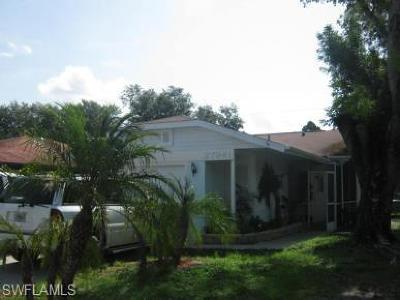 Bonita Springs Single Family Home For Sale: 27941 Quinn St