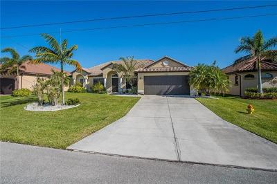 Cape Coral Single Family Home For Sale: 1729 SW 44th Ter