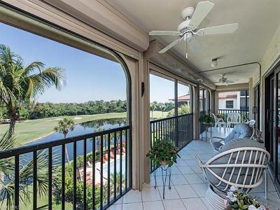 Naples Condo/Townhouse For Sale: 6080 Pelican Bay Blvd #A-404