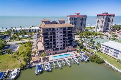 Naples Condo/Townhouse Sold: 10620 Gulf Shore Dr #701