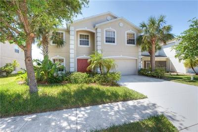 Fort Myers Single Family Home For Sale: 9320 Gladiolus Preserve Cir