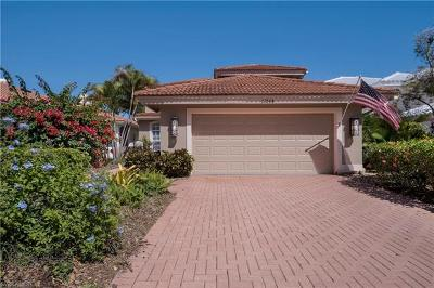 Naples Single Family Home For Sale: 11544 Quail Village Way