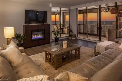 Naples FL Condo/Townhouse For Sale: $2,490,000