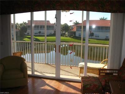Naples FL Condo/Townhouse For Sale: $167,000