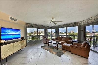Marco Island Condo/Townhouse For Sale: 870 Collier Ct #403