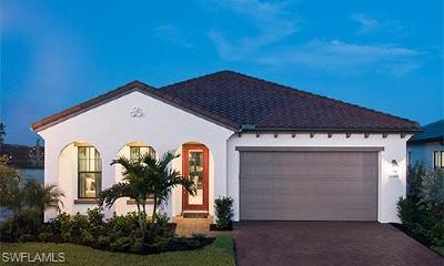 Fort Myers Single Family Home For Sale: 11628 Onyx Cir