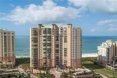 Collier County Condo/Townhouse For Sale: 940 Cape Marco Dr #1906