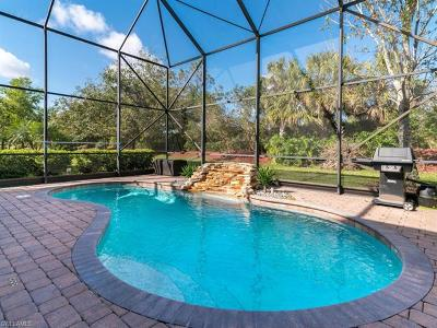 Naples Single Family Home Pending With Contingencies: 1559 Windamere Ln
