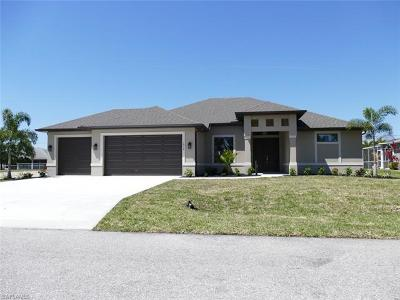 Cape Coral Single Family Home Pending With Contingencies: 1916 SE 8th Pl