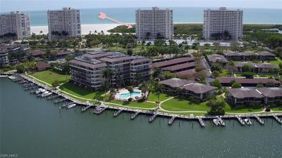Marco Island Condo/Townhouse For Sale: 380 Seaview Ct #604
