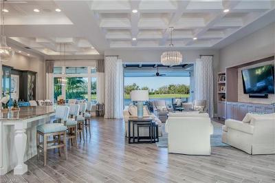 Naples FL Single Family Home For Sale: $2,895,000