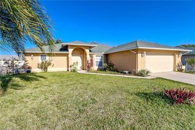 Cape Coral Single Family Home For Sale: 1719 SW 2nd Ave
