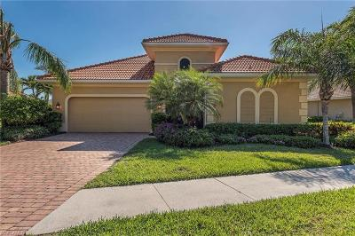 Naples Single Family Home Pending With Contingencies: 6942 Bent Grass Dr